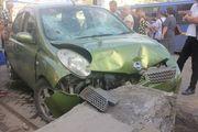 ДТП c шестью пострадавшими на остановке «Большая» в Хабаровске