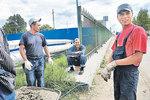 После изгнания мигрантов из Хотькова их стало там вдвое больше