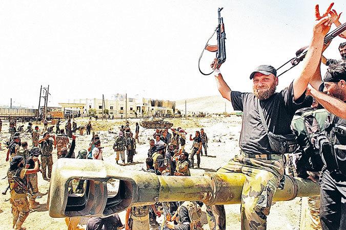 Атака на  Сирию – это удар по России