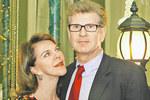 Игорь Костолевский: Жена держит меня в хорошей форме