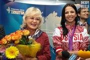 Гимнастка Дарья Дмитриева завершила свою спортивную карьеру