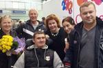 Пермяк Даниил Сафин вернулся домой через полтора года лечения в Германии