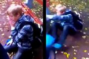Дагестанец и узбек поставили школьника на колени и заставили сказать: «Русские - ***»