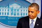 """Обаме """"выключили"""" правительство"""