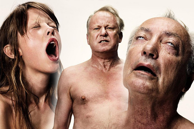 Оргазмы в кино видео
