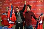 Актеры сериала «Молодежка» в Воронеже: «Когда в тебя летит шайба со скоростью 200 км/ч - это... круто!»