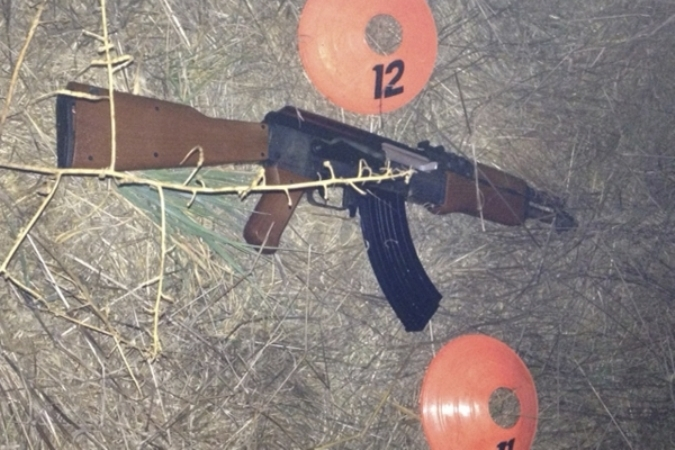 Полицейский застрелил ребенка с игрушечным автоматом