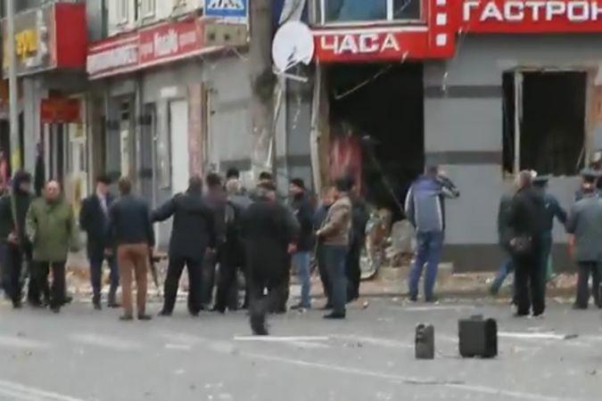 В Махачкале снова взорвали торгующий алкоголем магазин: погиб охранник