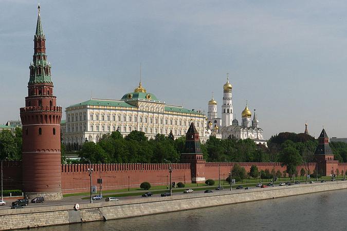 Как изменился Кремль за все время своего существования (14 фото)