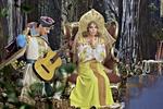 Новогодний мюзикл «Три богатыря»: Воробьев, Воробей и разбойник Соловей