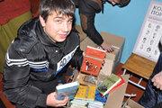 Лицеисты получили в подарок комплекты книг из коллекции «КП» -  «Классика для юношества» и «Библиотека поэзии»