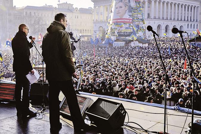 «Логика украинских политиков за 360 лет не изменилась - схватить кусок и чтобы потом ни за что не отвечать»