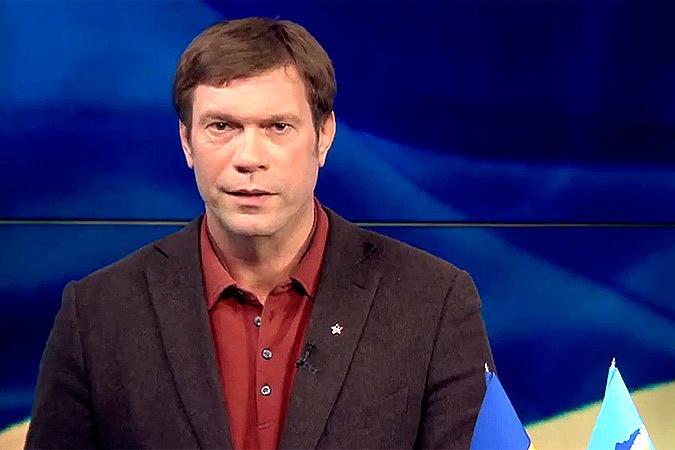 Народный депутат Украины Олег Царев: «Идет захват города-героя фашистскими формированиями»