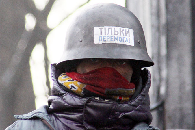 У Майдана есть своя Аль-Каида. Это она воюет с «Беркутом» и штурмует здания