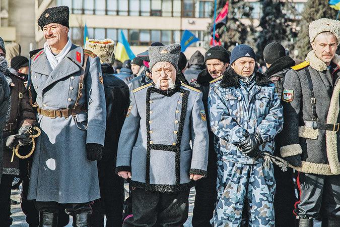 Как Одесса и Запорожье отбились от боевиков с Майдана