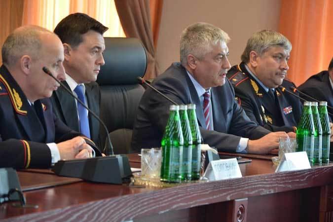 Глава МВД попросил полицию Подмосковья искоренить этническую преступность