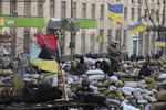 На Майдане уже свои бьют своих