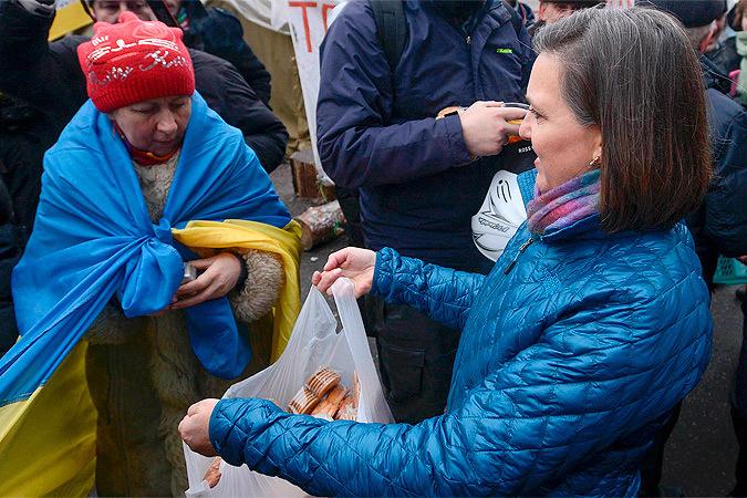Помощник госсекретаря США Нуланд вновь собирается в Киев