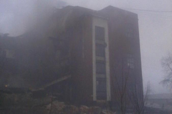 В Иваново потушили крупный