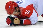 Хоккей - минус