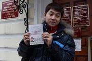 Виктор Ан, выигравший в Сочи три золотые медали, признался России в любви