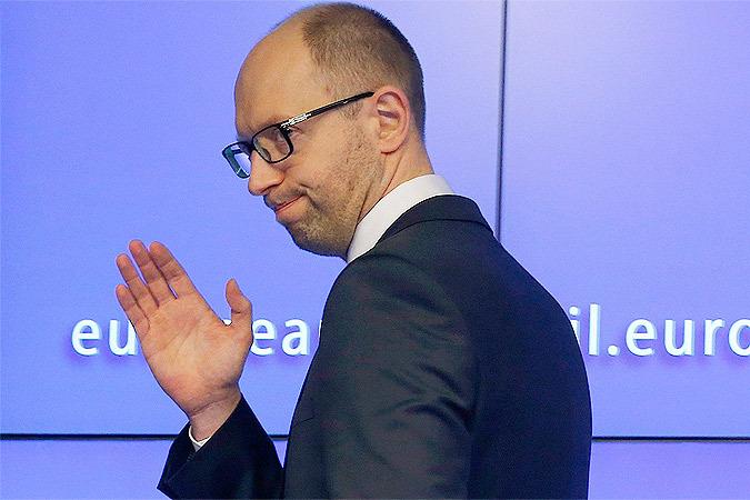 Кто отправит Яценюка в отставку