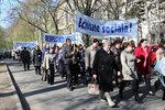 Педагоги Молдовы выходят на протесты