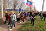 Донецкая республика берет под контроль аэропорт
