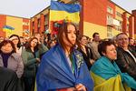 В Донецке «еврорадикалы» призвали воевать