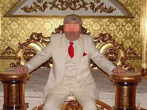 Вот такой он, принц петербургский