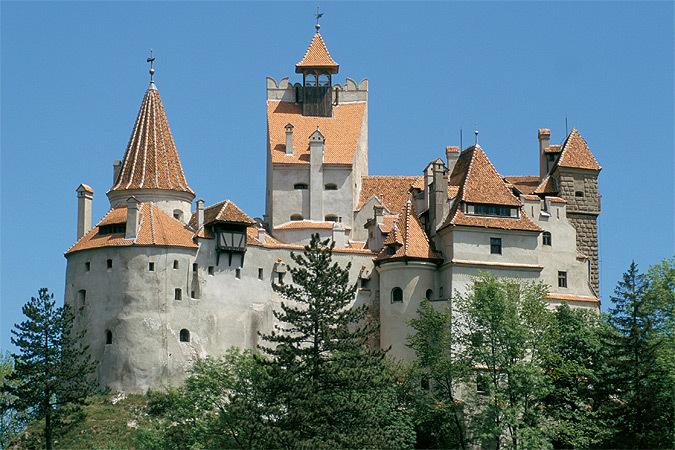 Замок Дракулы выставили на