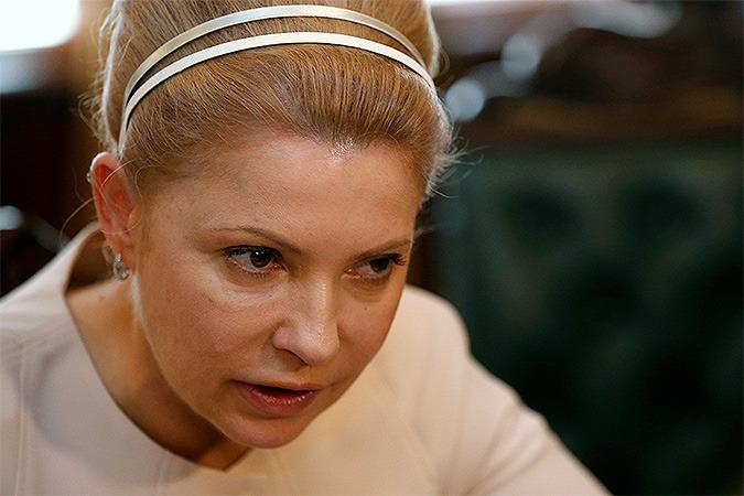 В канун выборов Тимошенко