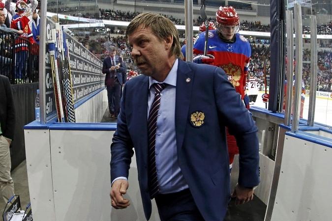 Финал чемпионата мира по хоккею