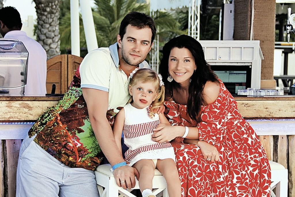 анна фроловцева фото с семьей