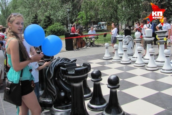 В волгограде стартует шахматный