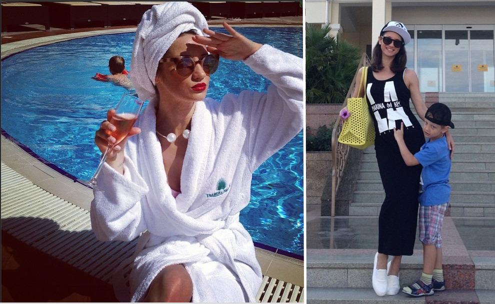 Какие звезды из России и Украины отдыхают в этом году в Крыму фото 2