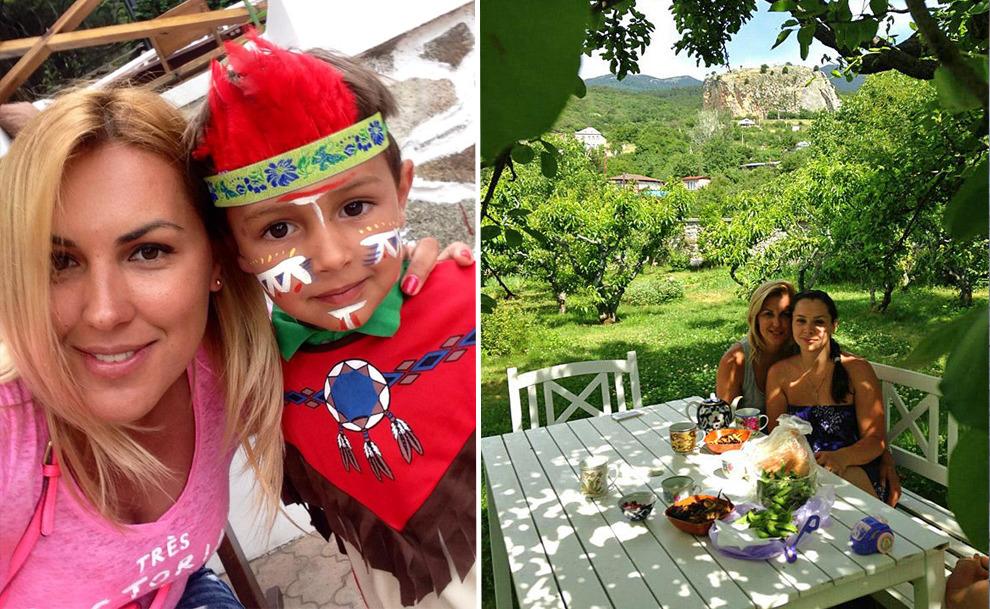 Какие звезды из России и Украины отдыхают в этом году в Крыму фото 3