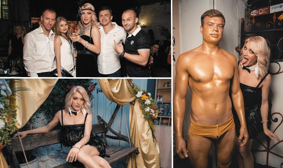 Какие звезды из России и Украины отдыхают в этом году в Крыму фото 5