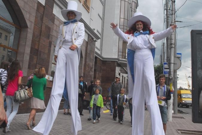 Стартует международный фестиваль