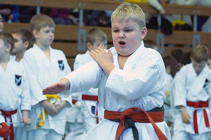 Какой вид спорта подходит вашему ребенку