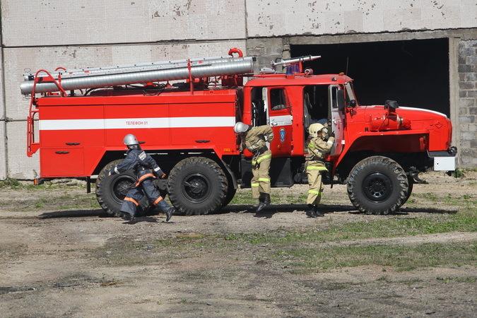 пожары тверь фото