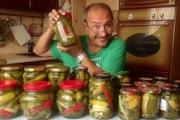 Салат Ферганский от известного шеф-повара Хакима Ганиева