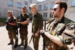 Французский шарм ополчения Донбасса