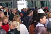 В петербургском аэропорту «Пулково» ищут бомбу