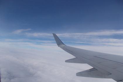 В Атлантическом океане потерпел крушение американский самолет