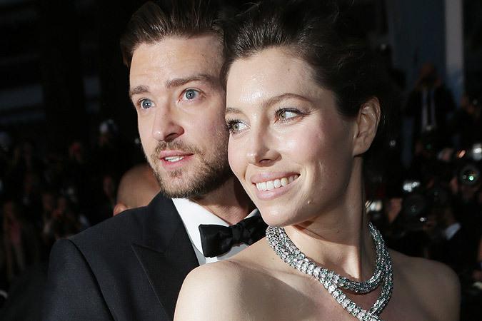 Тимберлейк разводится с женой
