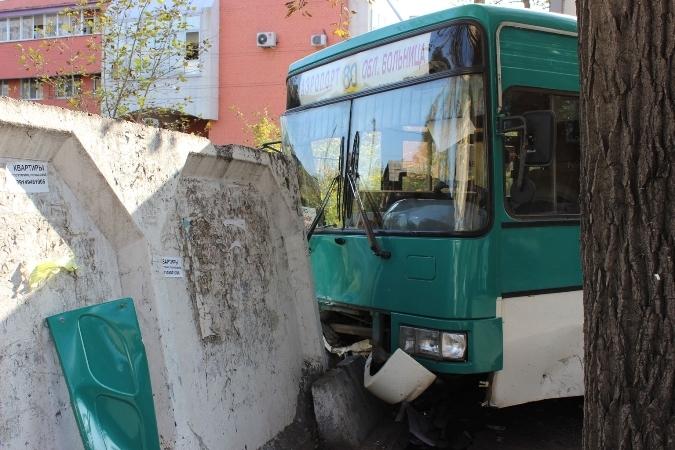 Автобус № 80 в Иркутске