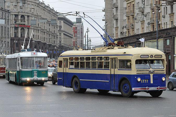 В Москве во всем наземном