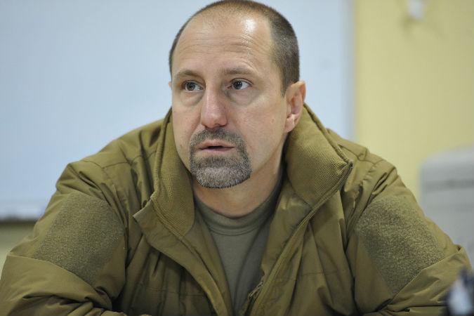 Ходаковский признался, что его беспокоит поведение боевиков в Донецке (ВИДЕО)