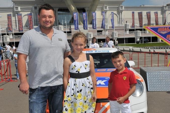 Сергей Жуков в третий раз стал отцом